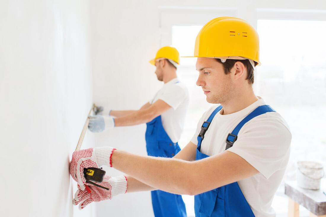 drywall services under construction